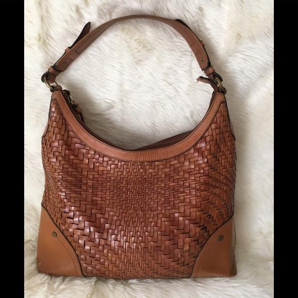 9cf2c677d7 Cole Haan Bags | Genevieve Weave Hobo Bag | Poshmark